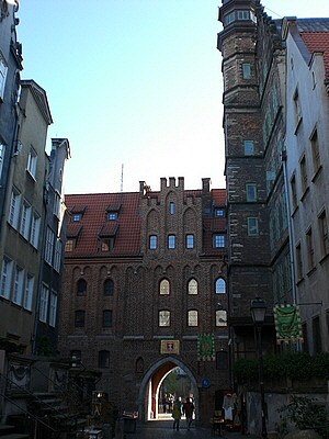 Frauentor (Mariacka)