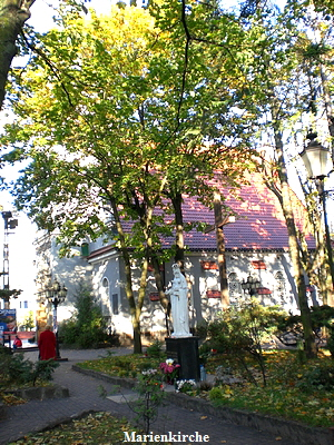 Gdynia Marienkirche