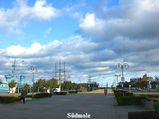 Gdynia Südmole