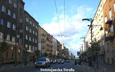 Gdynia Swietojanska
