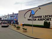 Flughafen Danzig